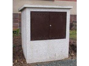 Betonový pilíř
